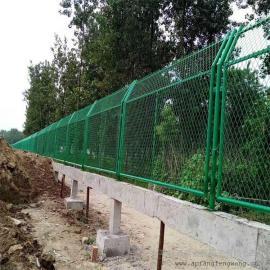 铁路围栏|整体热浸锌铁路防护栅栏|铁路线路防护栅栏通线