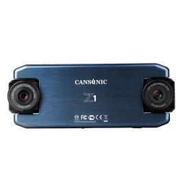 Cansonic肯尼Z1 双1080P双摄像头150°广角+50米望远行车记录仪