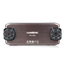 Cansonic肯尼606S双镜头高清夜视行车记录仪ADAS驾驶辅助系统