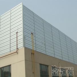 轻轨隔音墙铝板隔音墙施工