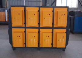 低温等离子除臭设备废气净化装置