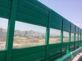 声屏障厂家 生产交通隔音屏 轻型声屏障 路边隔音墙 交通声屏障