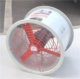 CBF防爆风机220v管道排风扇轴流风机380v工业强力耐高温风机