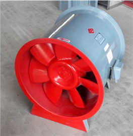 SWF混流风机SWF-I-5低噪音混流风机1.1KW耐高温消防大风量