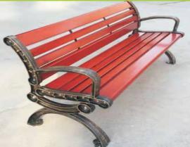 小区公园椅-景区公园椅