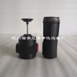 WS高效旋风气水分离器WS25G、WS25高效旋风气水分离器