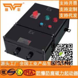防爆防腐磁力起动器 BQC8050系列粉尘