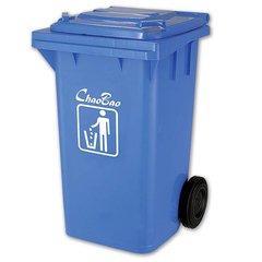 景区塑料垃圾桶-街道环卫垃圾桶-小区分类垃圾桶