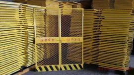 升降机安全门室内电梯井口安全门