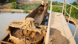 人造石材打磨污泥脱水机制砂污泥水环保设备