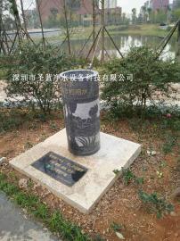 广场专用户外单盆免杯米奇影视777饮水台 公园、景区公共饮水台