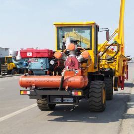 生产高效公路打桩机 多功能桩共打桩机械 直供优惠