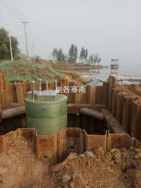 地埋式预制泵站一体化污水提升泵站