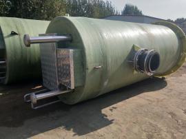 提升泵站智能 地埋式污水泵站一体化污水提升泵站