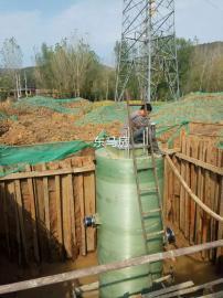 一体化预制提升泵站一体化污水提升泵站