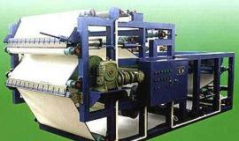 日丽产污泥脱水设备带式压滤机