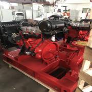 柴油机消防泵、柴油机离心泵、离心泵配柴油机