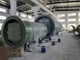 蓟 县(城关镇)GRP一体化污水提升泵站