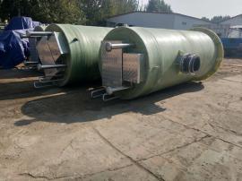 雨水一体化污水提升泵站