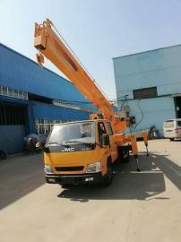 12米蓝牌高空作业车