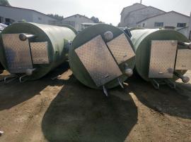 智能提升泵站 一体化污水提升泵站