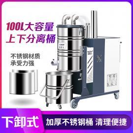 工�I吸�m器制造商针对粉尘车间大吸力自动吸尘器C007AI