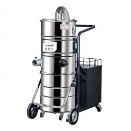 工地用吸尘器 车间用220V无刷吸尘器 吸水泥土石子大型吸尘机