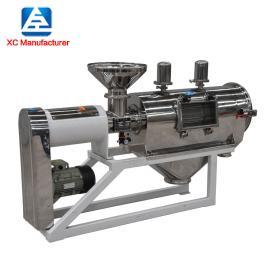 精密气流筛气旋筛不锈钢材质气流筛分机 圆筒式筛网定制