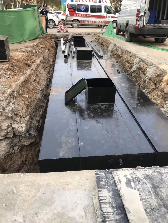 高速公路服务区一体化污水处理设备