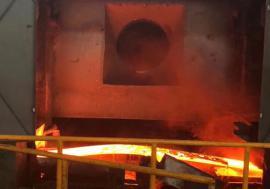 康越钢厂热轧塑烧板除尘器