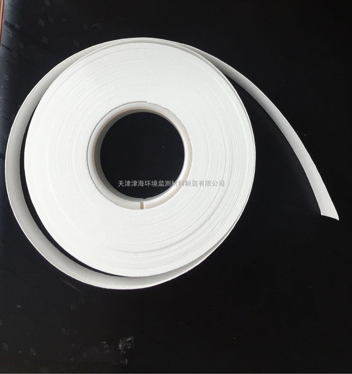 热电空气自动检测pm10滤纸带 玻璃纤维滤纸带