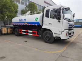 5吨5立方公路送水车-绿化浇水车-园林抗旱5吨拉水车
