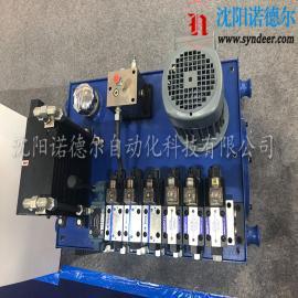 成套液压系统 非标液压站