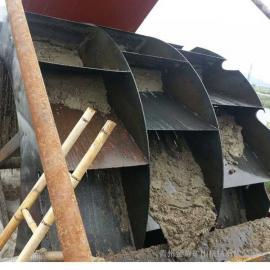 水洗轮洗沙机应用 大型水洗轮洗沙机使用时间长