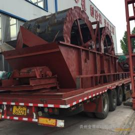 风车洗沙机订制 大型风车洗沙机操作步骤