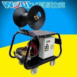 沃力克WL15/38 物业下水管道高压疏通机 意大利原装进口柱塞泵!