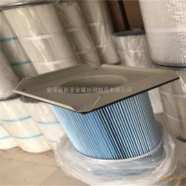 .中央除尘设备 滤芯滤筒 喷砂机 抛丸机 覆膜除尘滤筒不锈钢筛管