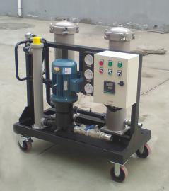 滤油机GLYC系列Ft液压油防爆高粘度油滤油机