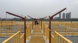 玻璃钢油田防腐围栏规格定制