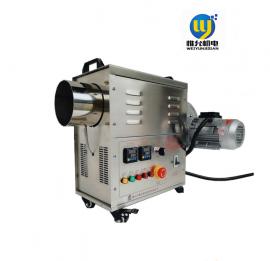 惟允15KW循环工业热风机老化测试房高精恒温食品发酵室