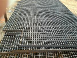 沃德热镀锌钢格板 热镀锌格栅板 排水沟盖板