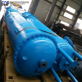 钢衬塑离子交换柱 PP离子交换柱 防腐离子交换柱 设计生产