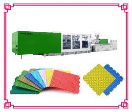 悬浮式地板生产机械 悬浮式地板注塑机
