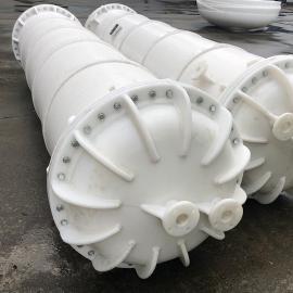 南化 塑料离子交换柱 PP离子交换柱 PPH离子交换柱