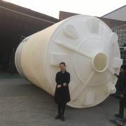 滚塑一次成型50立方化工储罐废水储罐盐酸储罐环保专用