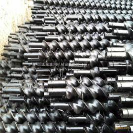 生产优质28水式煤钻杆 专业生产优质45号钢 全新矿用麻花钻杆