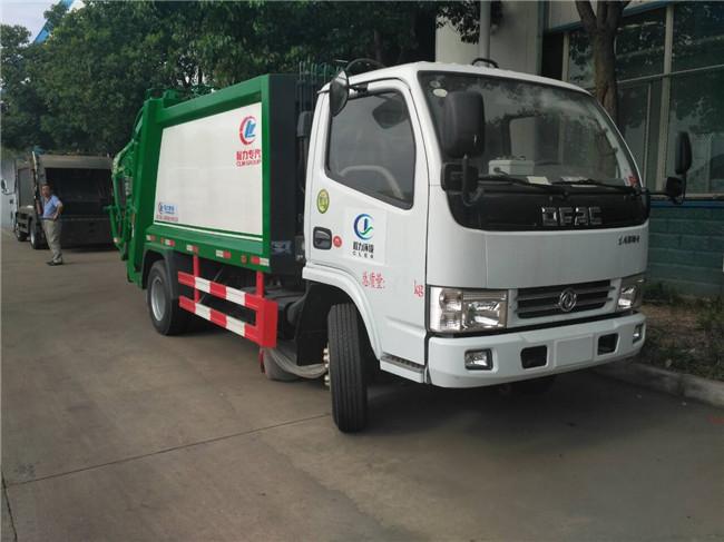 5吨8吨10吨压缩垃圾车价位