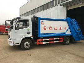 5吨8吨12吨压缩垃圾车东风牌售价