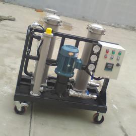 日欣净化GLYC系列AY润滑油实用高粘度滤油机