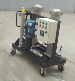 过滤器GLYC系列7EJ润滑油耐用高粘油净油机